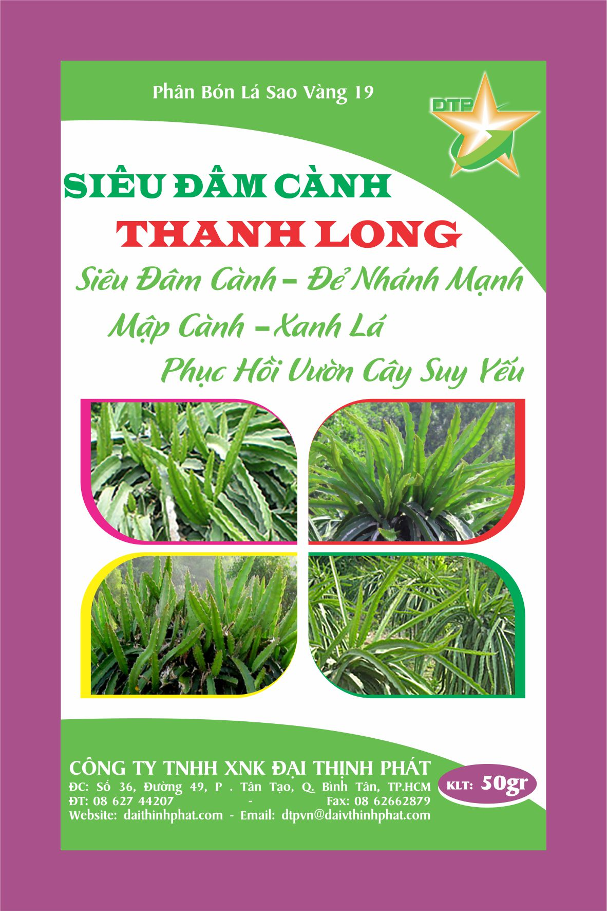 DAM CANH THANH LONG IN