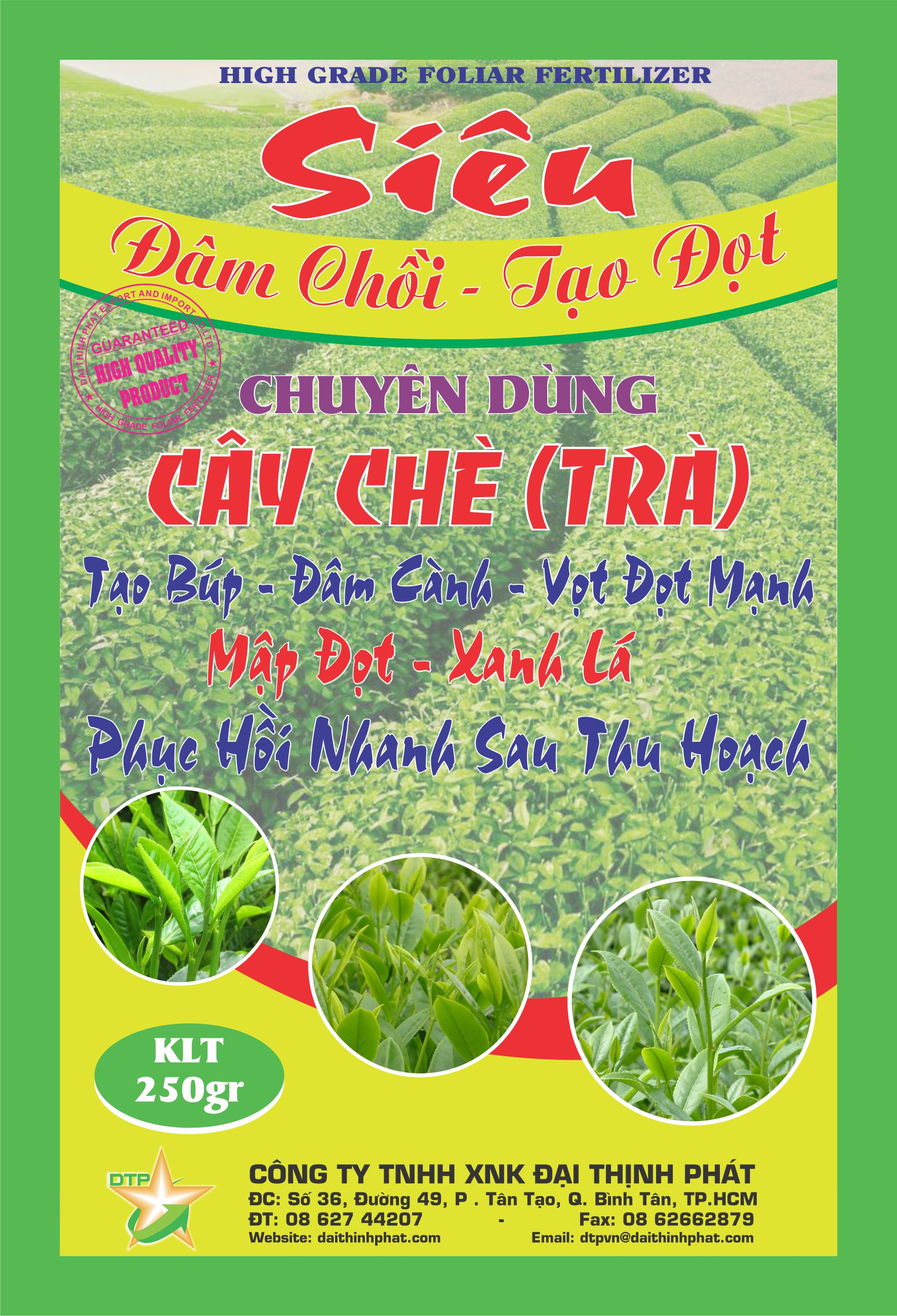 Dam Canh Che