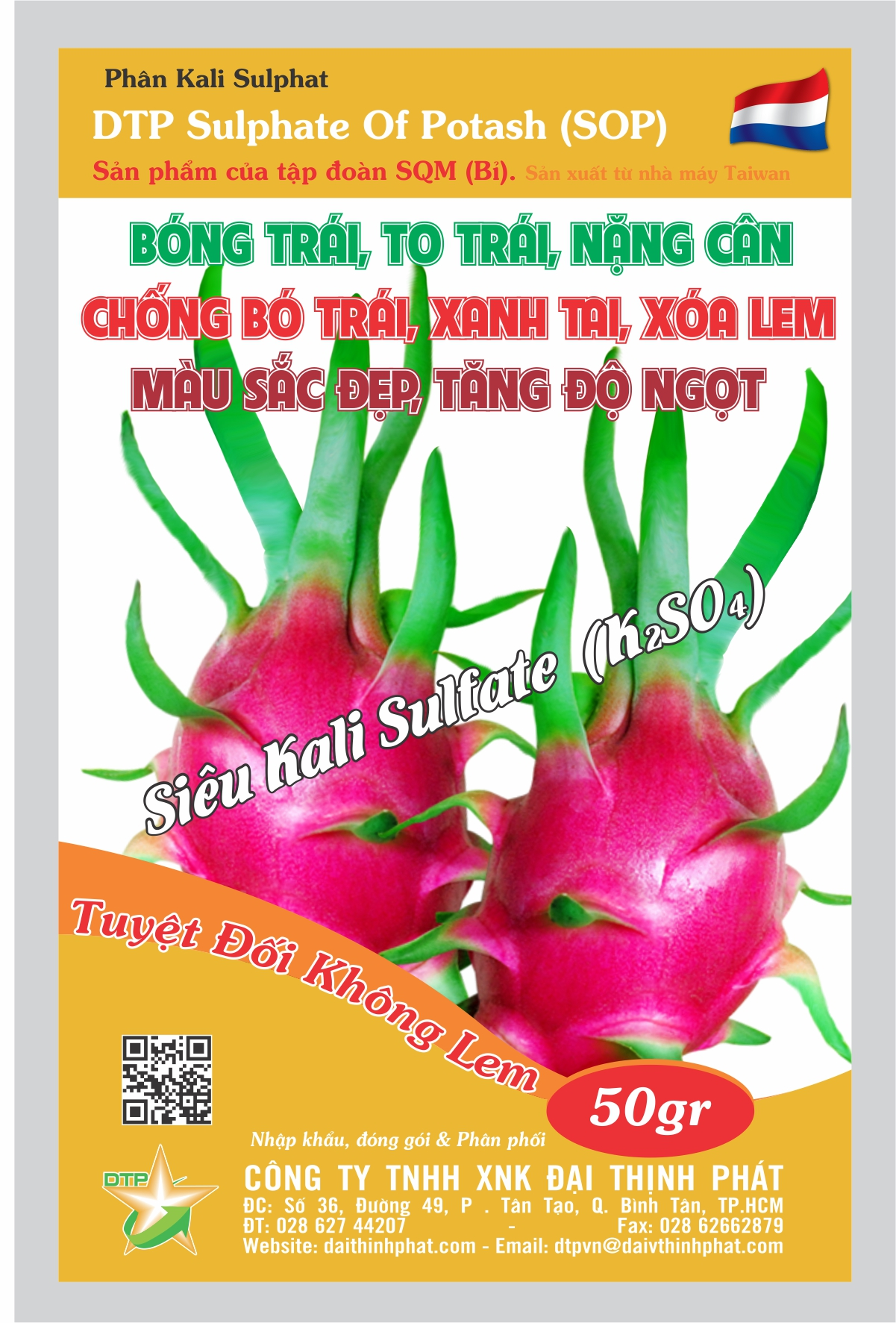 SOP- THANH LONG IN